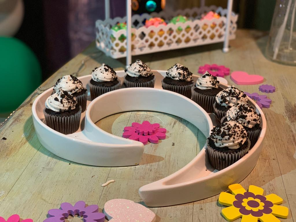 Cup Cakes Decoration