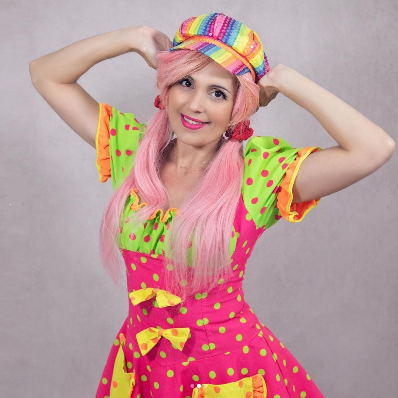 Playfull Clown Payasita, Party Entertainments