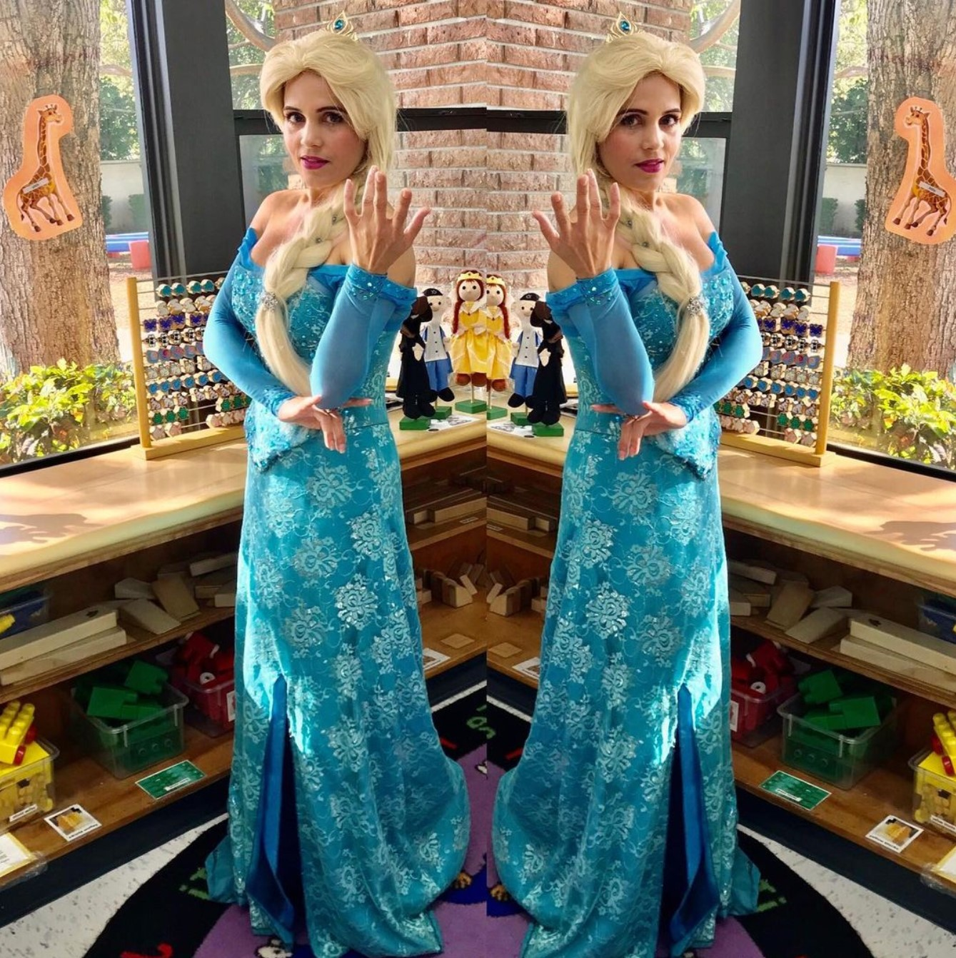 Frozen Snow Queen Elsa, Party Entertainments